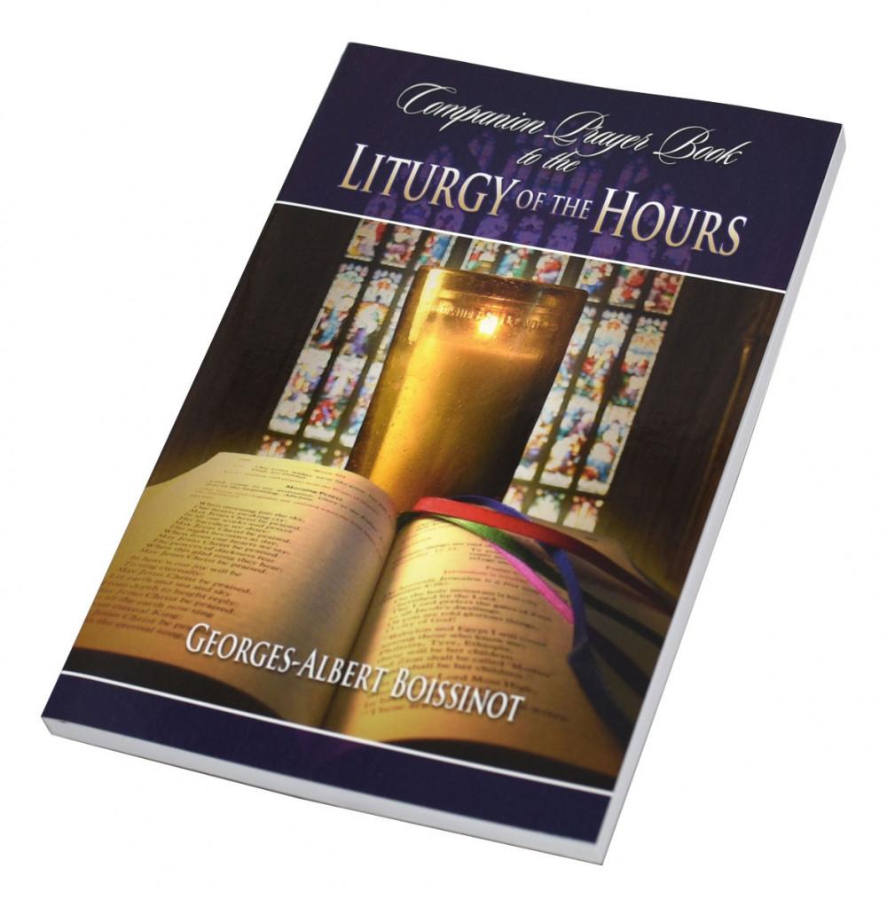 Book Companion Prayer Book To The Liturgy Of The Hours | Rosarymart within Liturgy Of The Hours Printable