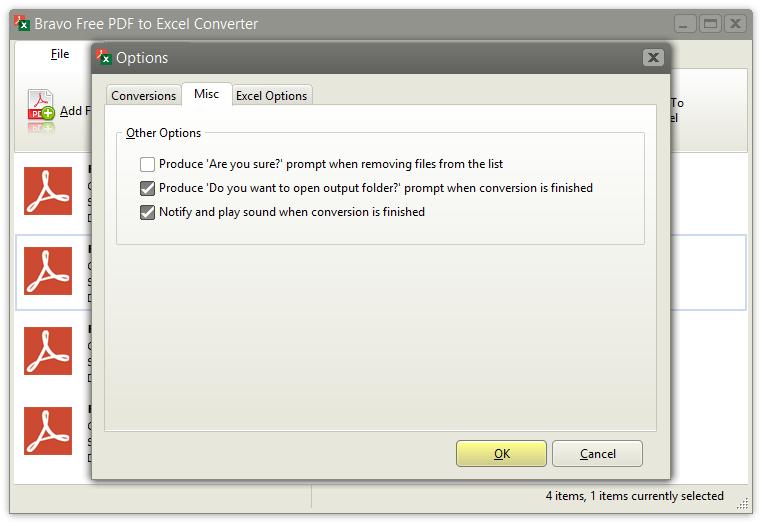 Bravopdf Software - Free Pdf Converter Software - Bravo regarding Progra To Convert Schedule To Excel