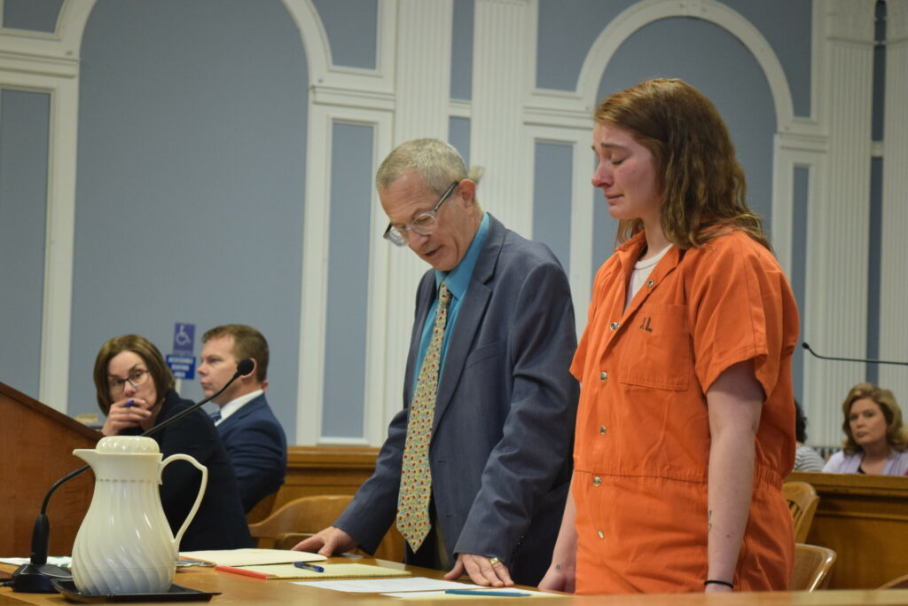 Bucksport Woman Charged With Killing Toddler Is Denied intended for Court Bail Out Citing Calendar