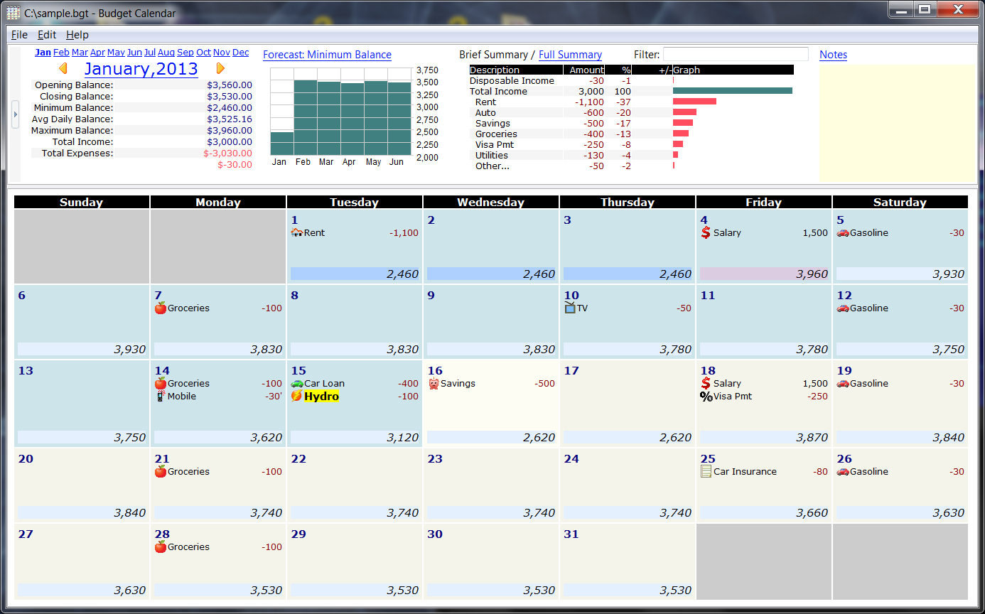 Budget Calendar Spreadsheet Intended For Untitled Document regarding How To Convert Xcel Doc To Calendar