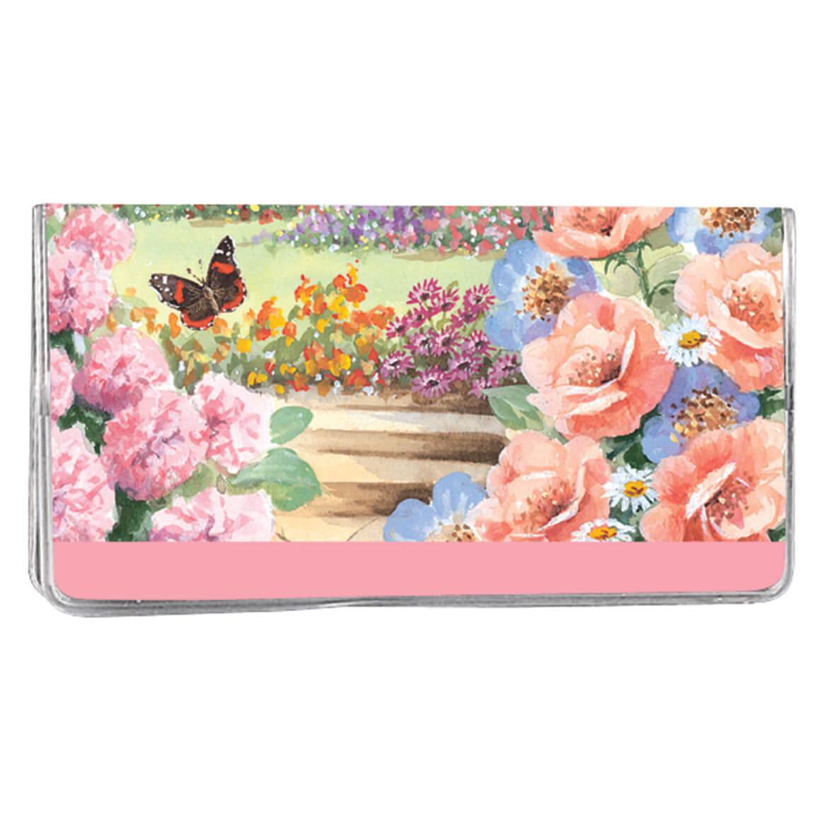 Butterfly Garden Two Year Planner, 2021-2022 - Pocket in Retail 4 5 4 Calendar 2022