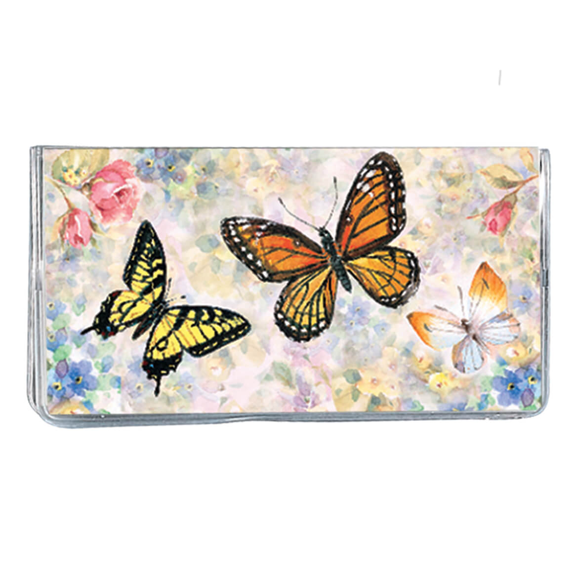 Butterfly Two Year Planner, 2021-2022 - Pocket Sized for Retail 4 5 4 Calendar 2022