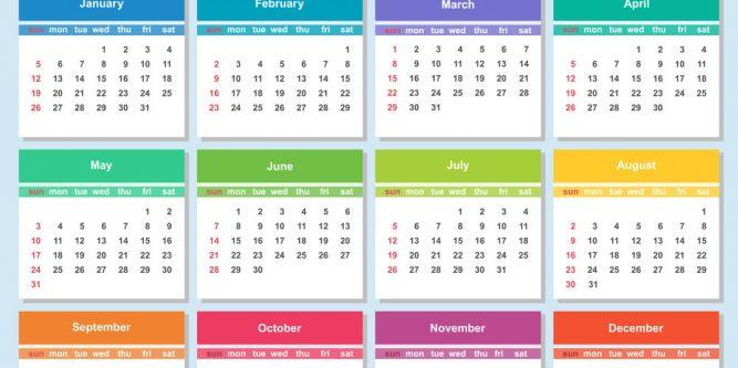 Calendar 2020 Images | Free Printable Calendar regarding 4 5 4 Retail Calendar Printable