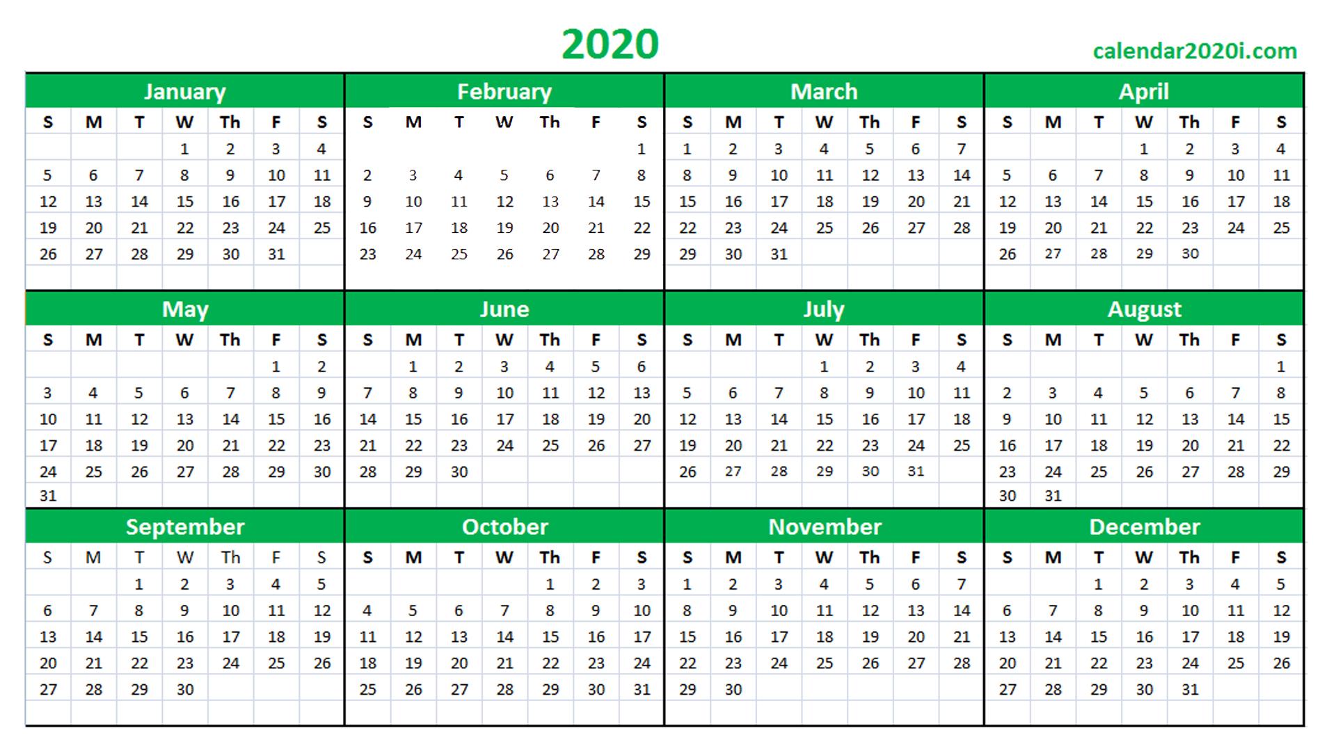 Calendar No Excel 2020 - Calendario 2019 with Formate Excell To Calendar