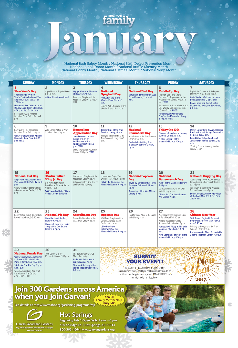 Calendar — The Summit School Throughout Nyc School Calendar For 2015-2020 - Printable Calendar pertaining to Metro Nashville Pulic Schools Calendar Printable One Page