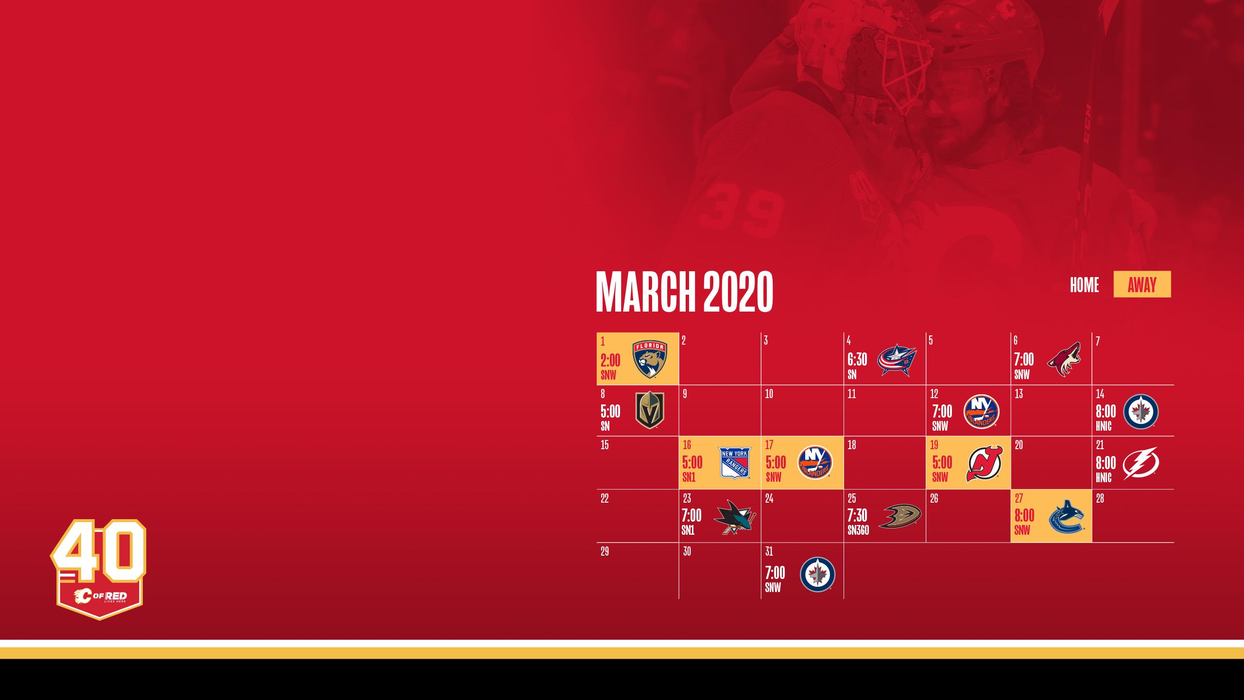 Calgary Flames Wallpapers | Calgary Flames throughout Nashville School Calendar 2022