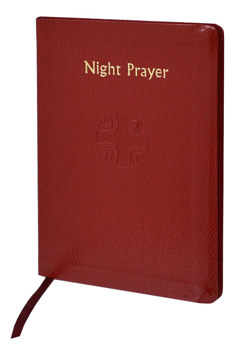 Catholic Book Publishing - Night Prayer in Liturgy Of The Hours Printable