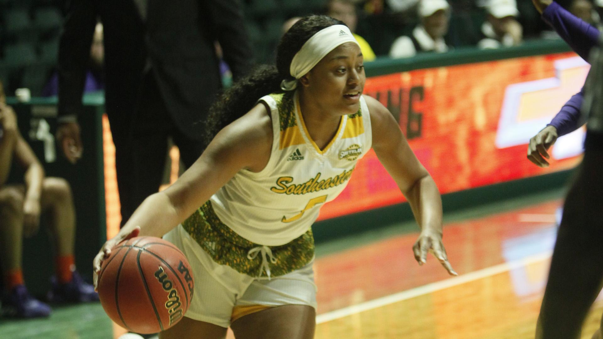 Charliee Dugas - Women'S Basketball - Southeastern with regard to Southestern Louisiana Spring 2022