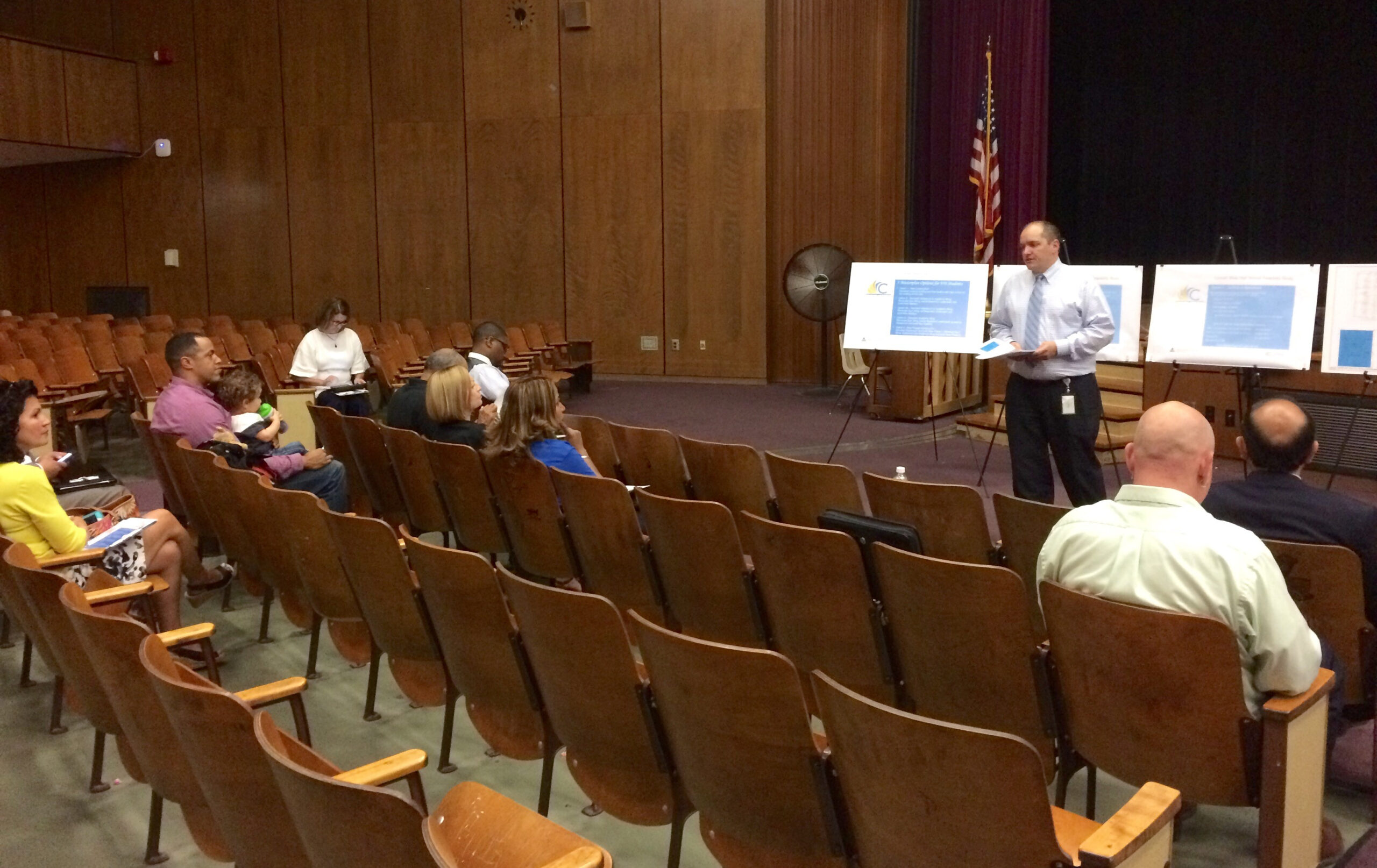 Clark-Fulton Residents Debate Fate Of Lincoln West High for West Clark Community School Schedule