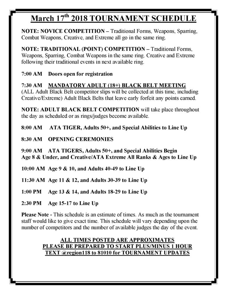 Class 'B' Regional Tournament - Ata Arizona regarding North Canyon High School Calendar Phoenix