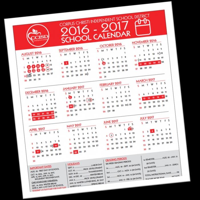 Corpus Christi Isd Calendar - Calendar Template 2020 for Nc District And Superior Court Query Calendar