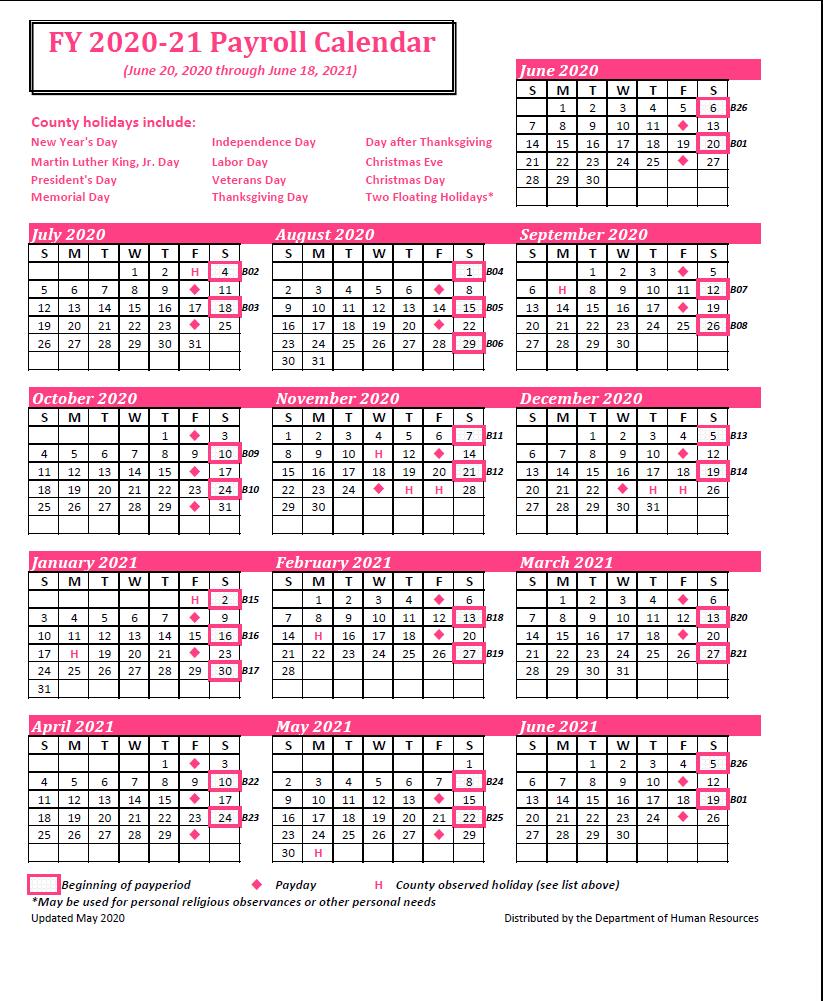 County Of Henrico Payroll Calendar 2021Of Henrico Payroll in Gs Pay Calendar 2022