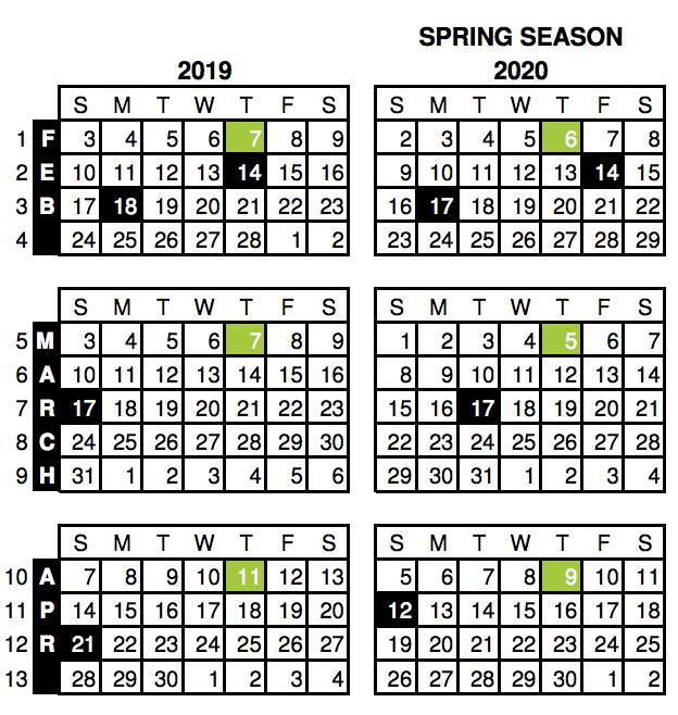 Creating A 4-5-4 Retail Calendar Using Sql And Dbt regarding 454 Retail Calendar 2022