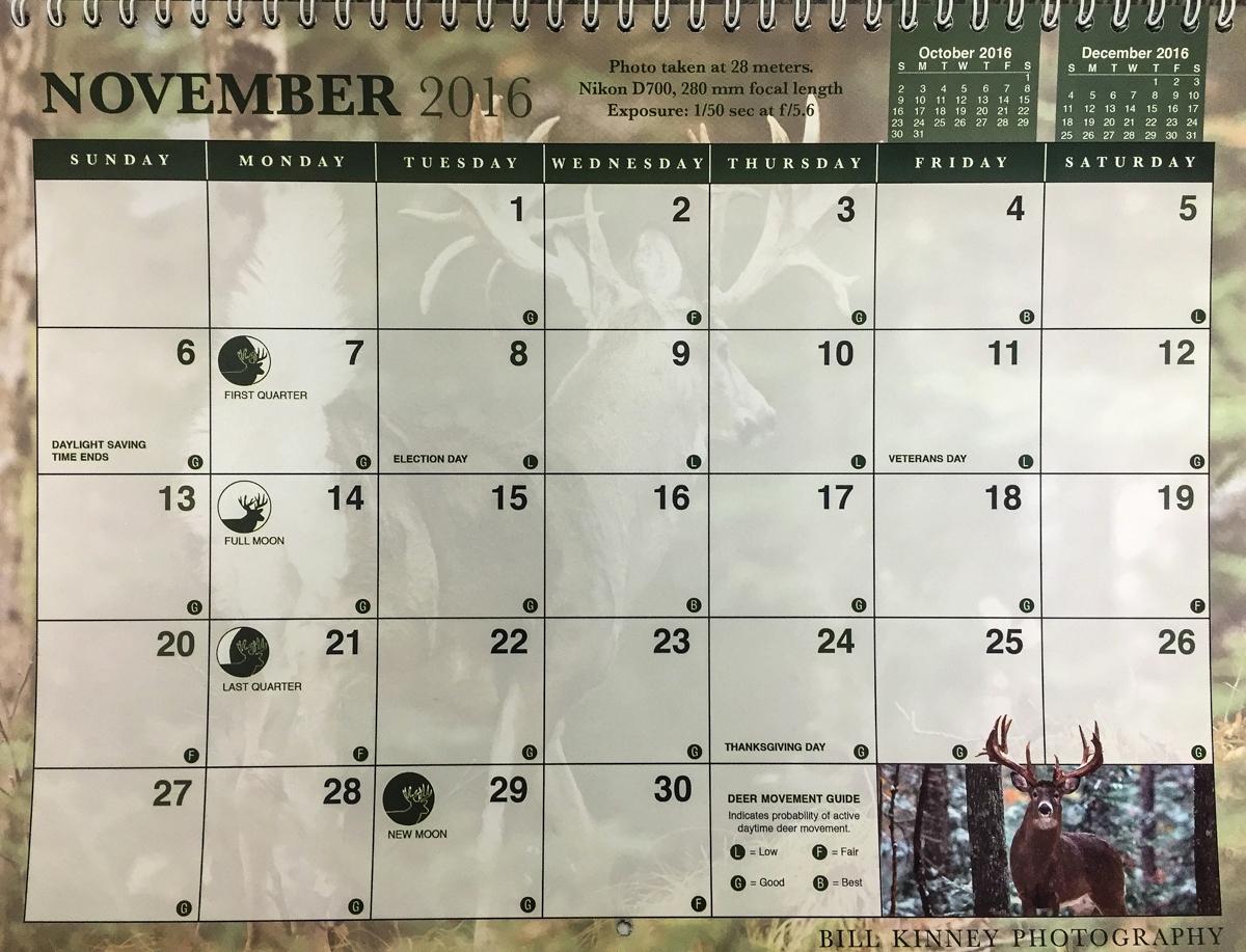 Deer Hunting Calendar | Qualads with regard to Moon Phase Deer Hunt Calendar