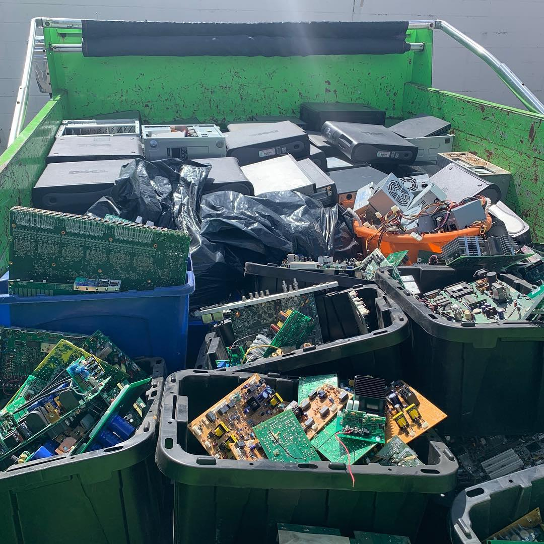 E-Waste Recycling In Islip, Brookhaven, Oyster Bay, & Nearby in Oyster Bay Sanitation Department