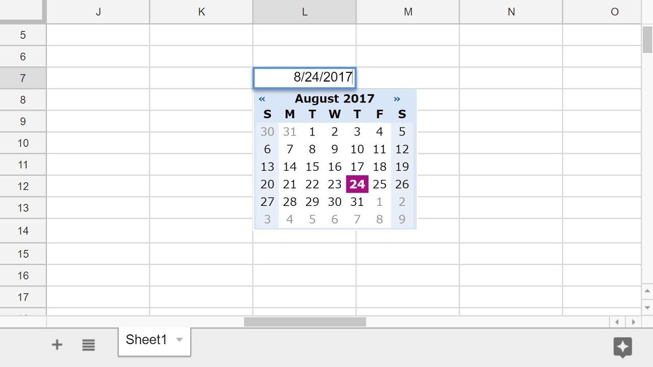 Easy How To Add Drop Down Dates In Excel | Calendar regarding Excel Data To Calendar Format