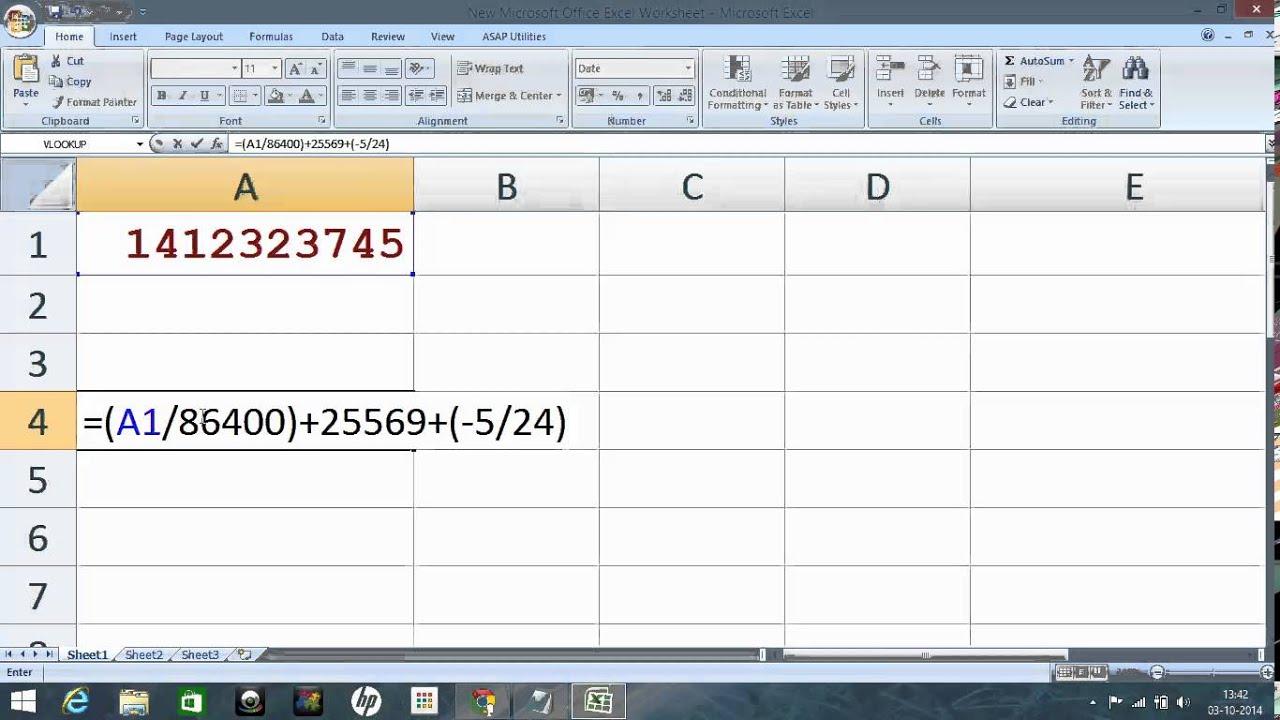 Excel Date Time Format Milliseconds - แทงฟรี Excel Vba for Excel Convert To Calendar