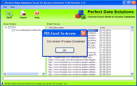 Excel To Access Converter Software Easily Convert Excel in Progra To Convert Schedule To Excel