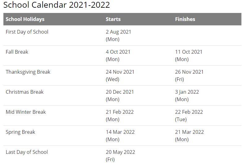 😍 Blount County Schools Calendar 2021- 2022😍 for 2022 Monterey County Schedule