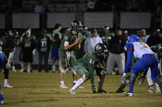Football: Athens Drive Vs. Green Hope (Nov. 4, 2016) intended for Wake County Track 4 Schedule