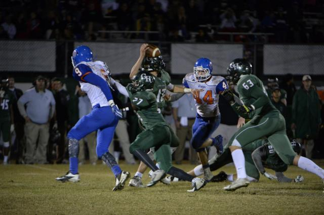 Football: Athens Drive Vs. Green Hope (Nov. 4, 2016) throughout Wake County Track 4 Schedule