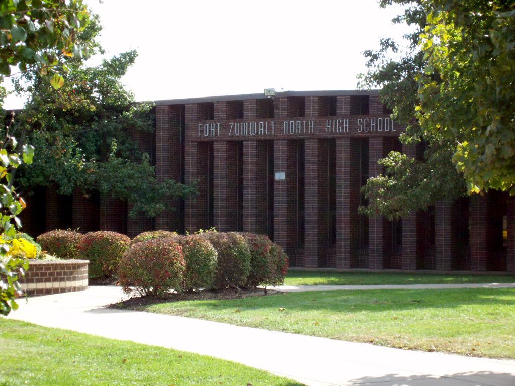 Fort Zumwalt North High School - Wikipedia intended for Fort Zumwalt Calendar Academic