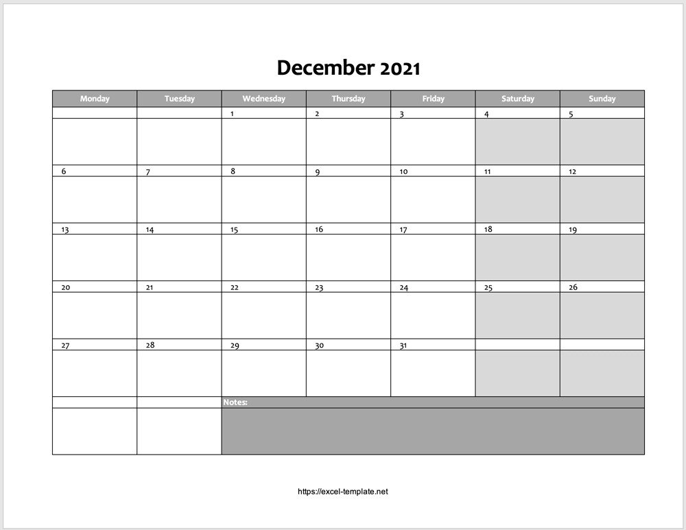 Free Annual Plan For 2021 [Excel Template] with Export Excel Worksheet Into A Calendar
