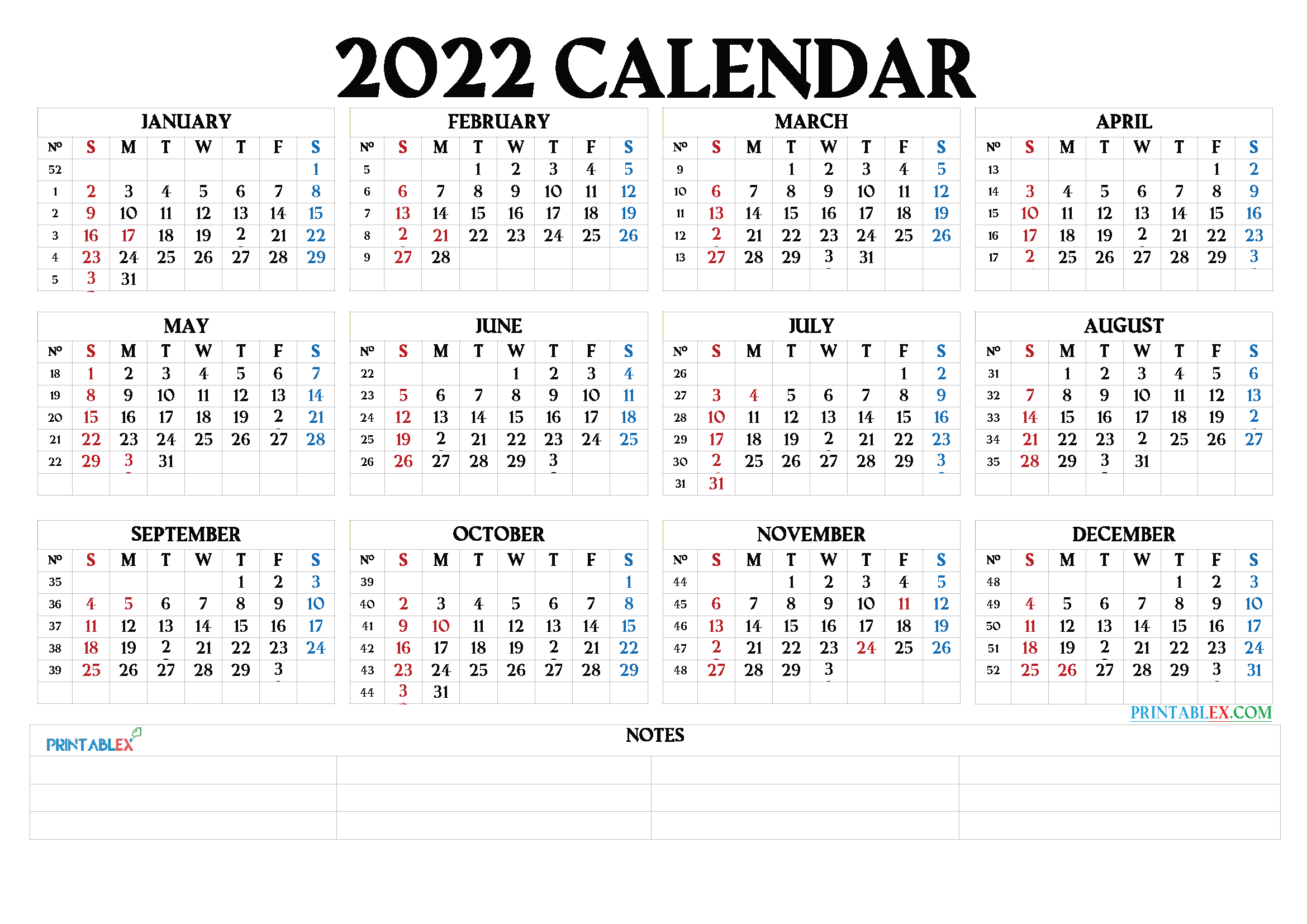 Free Calendar Printable 2022 | Free Letter Templates pertaining to Walmart Fiscal Calendar For 2022