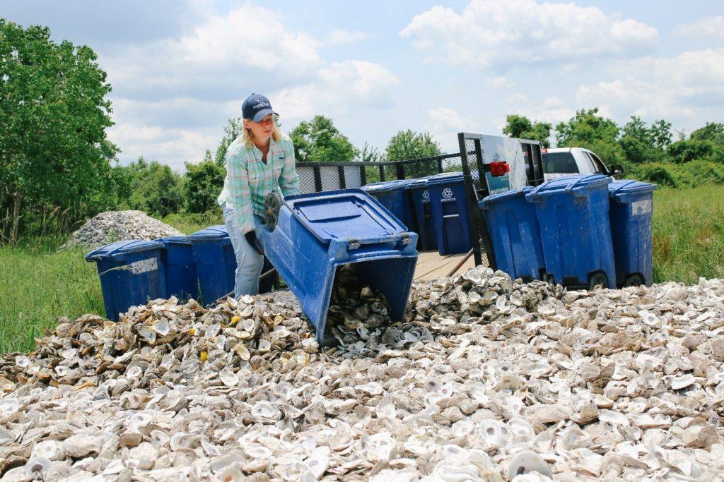 From Restaurants To Reefs: Galveston Bay Foundation'S regarding Oyster Bay Sanitation Department