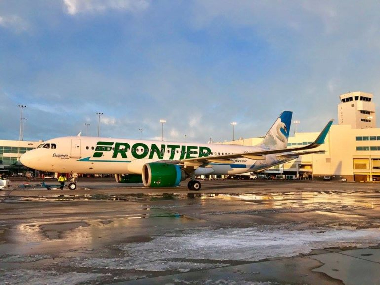 Frontier Airlines Adds Non-Stop Weekly Flights From John throughout Frontier Airlines Monthly Calendar