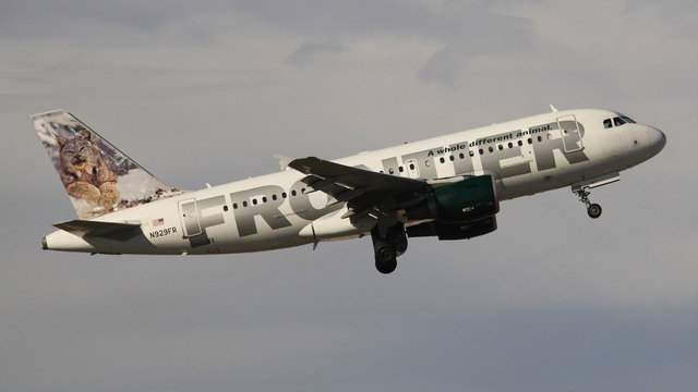 Frontier Airlines Offers Fares From Sa As Low As $39 in Frontier Airlines Fare Calendar