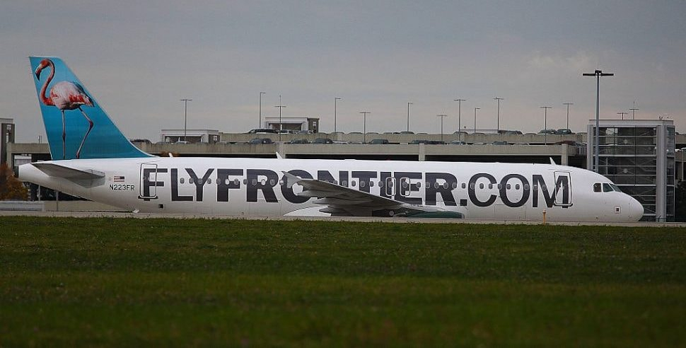Frontier Airlines Will Now Let You Pay To Block Middle Seat inside Frontier Airlines Fare Calendar