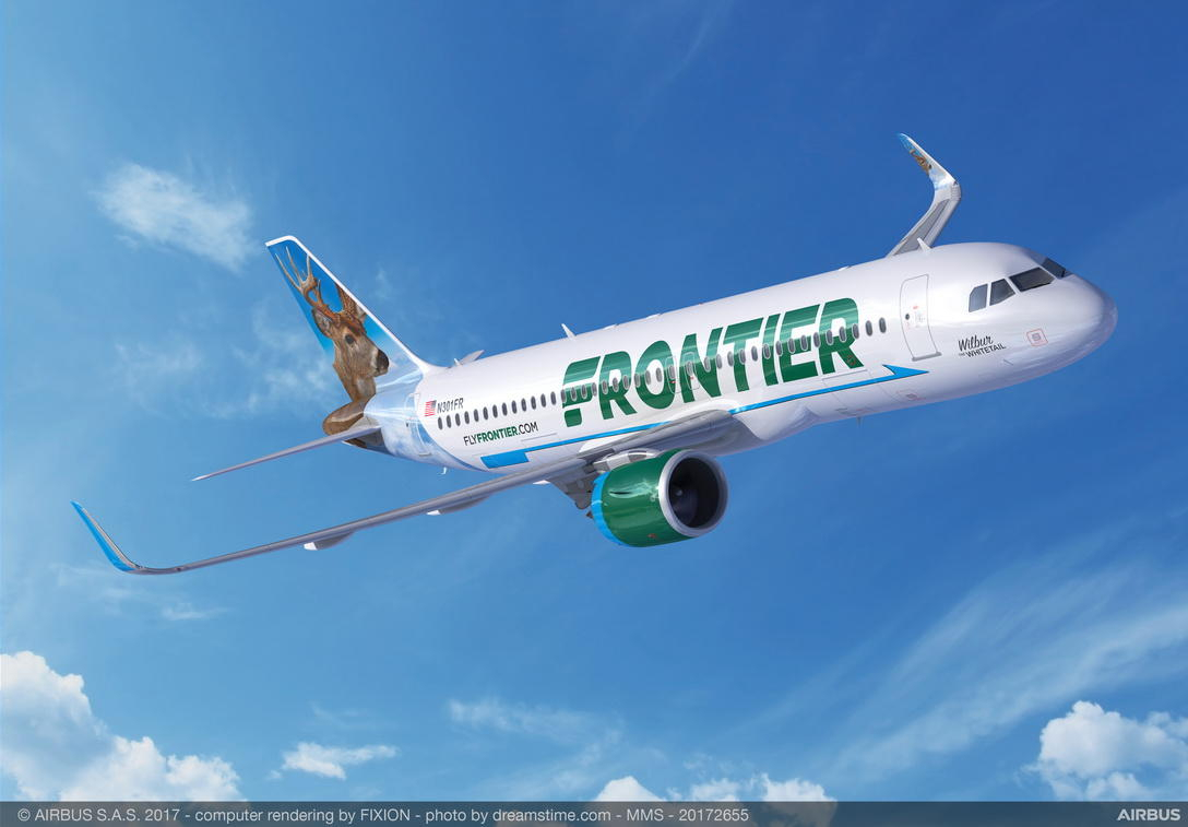 Frontier Airlines Will Now Offer Flights At Nh Airport And intended for Frontier Airlines Monthly Calendar