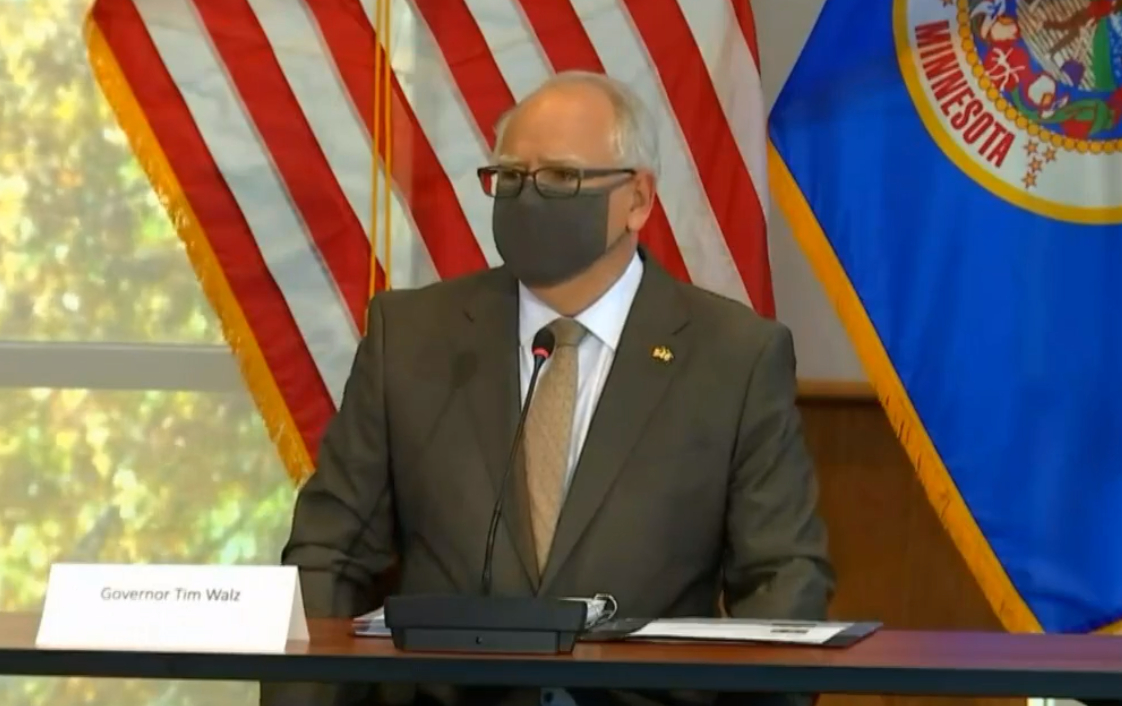 Governor Walz To Visit Duluth Thursday for St Louis County Court Calendar Virginia Mn