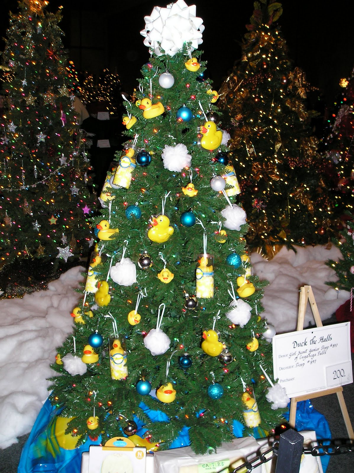 Holiday Tree Festival - Akron | Ohio Festivals with Univ Of Akron Holidays