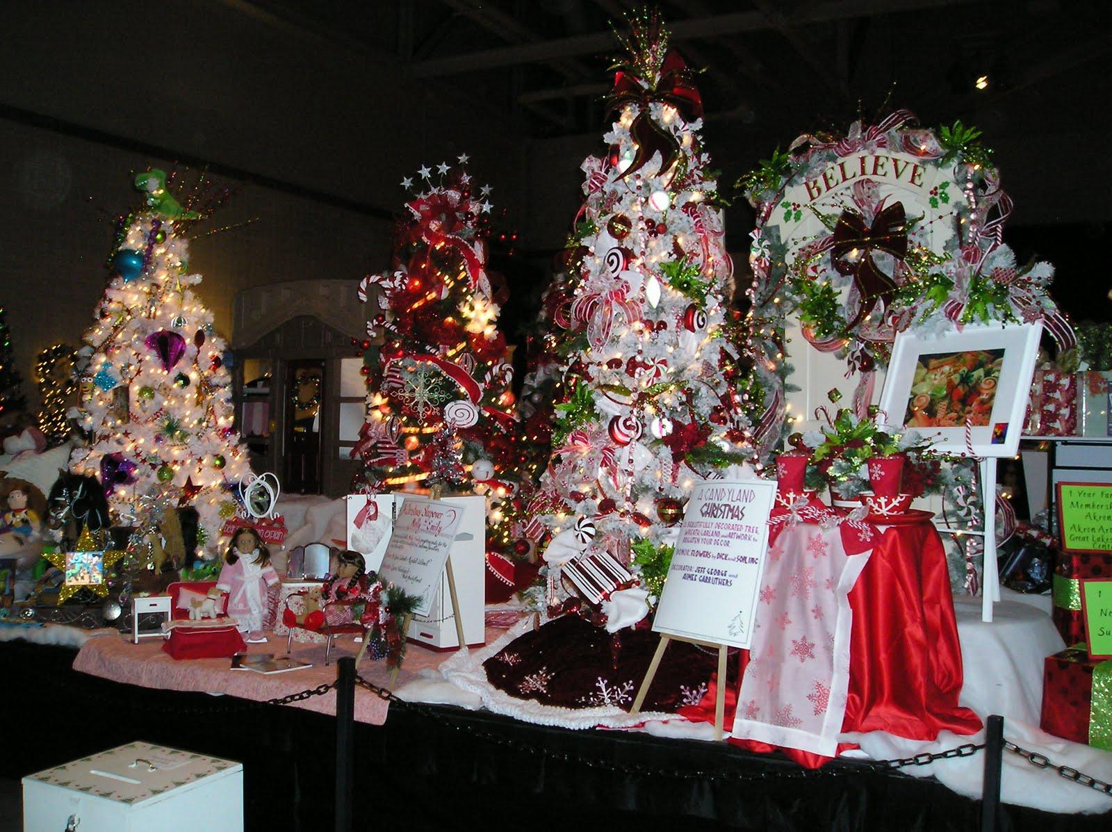 Holiday Tree Festival - Akron | Ohio Festivals within Univ Of Akron Holidays
