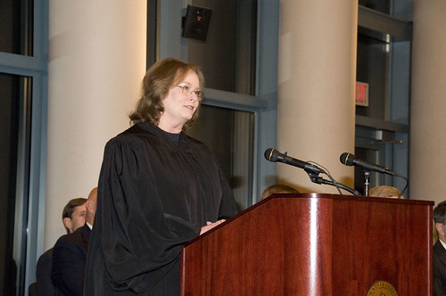 Honorable Jan L. Brodie, Judge, Circuit Court   On Dec. 13 in Lane County Circut Coirt Days