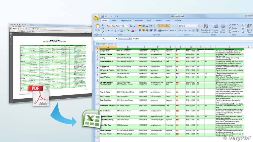 How To Convert Scanned Pdf To Excel Spreadsheets? How Can I Import Ocr Scans Into An Excel with regard to Can I Convert An Excel Doc To A Calendat