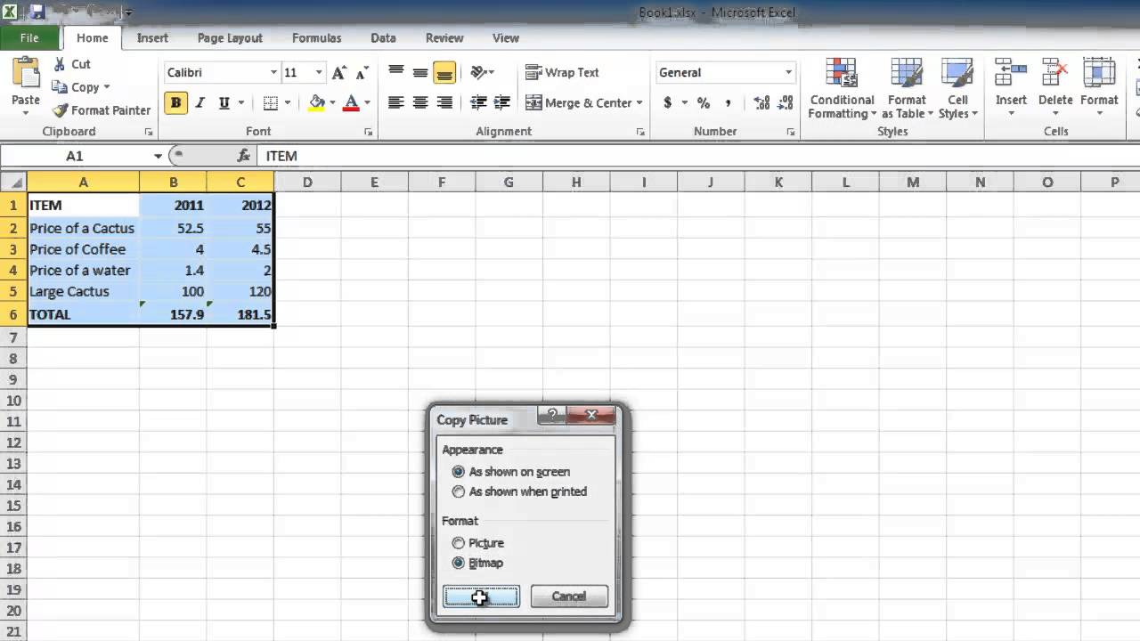 How To Copy Excel 2010 Sheet Into Email - Youtube within Connect Excel To Calendar