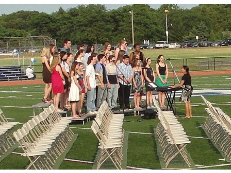 Huntington High School Graduation | Huntington, Ny Patch pertaining to Sunny Hills High School Academic Calendar 2010