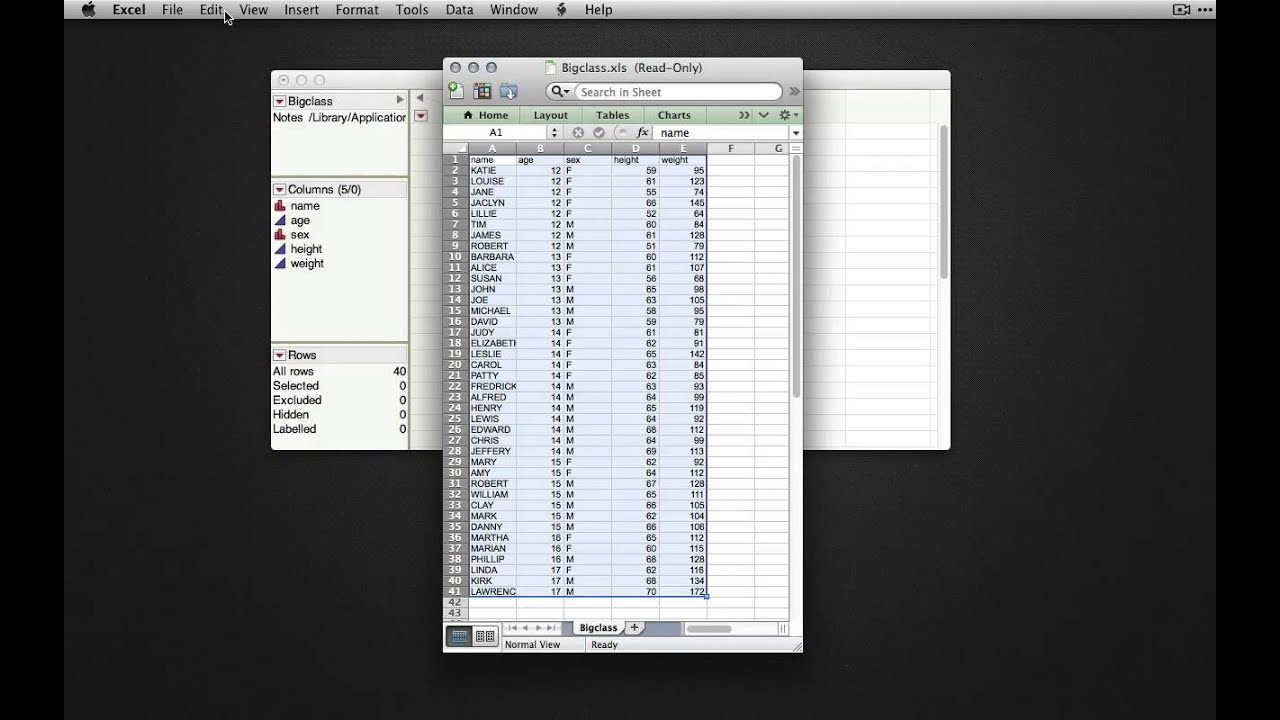 Importing Data From Excel - Youtube pertaining to Export Excel Data To An Excel Calendar