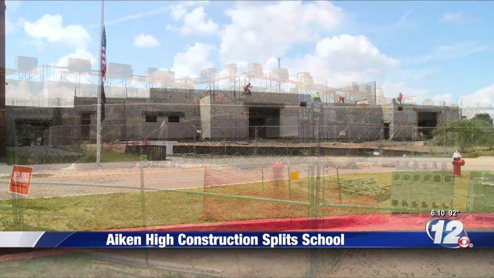Improvements Seen As Expansion Continues At Aiken High throughout Aiken County School Calendar