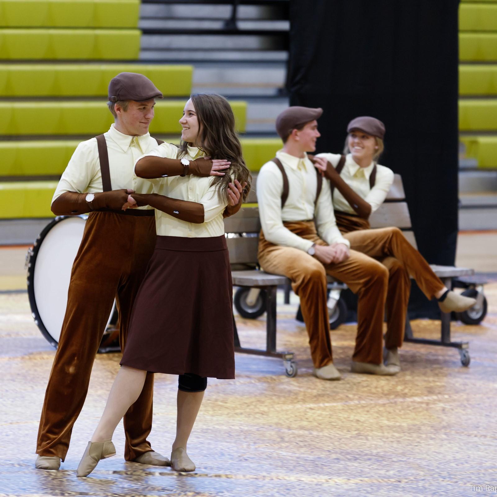 Indoor Percussion Earns Second At Fort Zumwalt - Mater Dei in Fort Zumwalt Calendar Academic