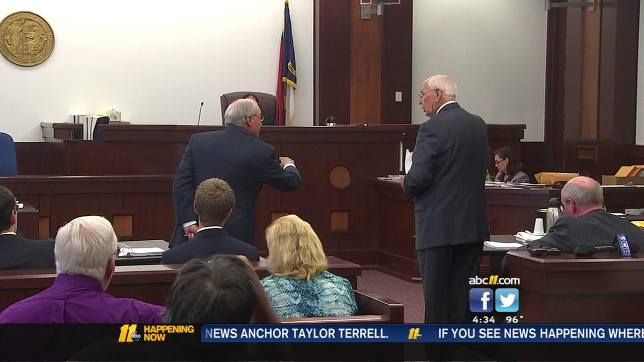 Judge Mulling Release Of Harnett Investigation Files After for Nc District And Superior Court Calendars