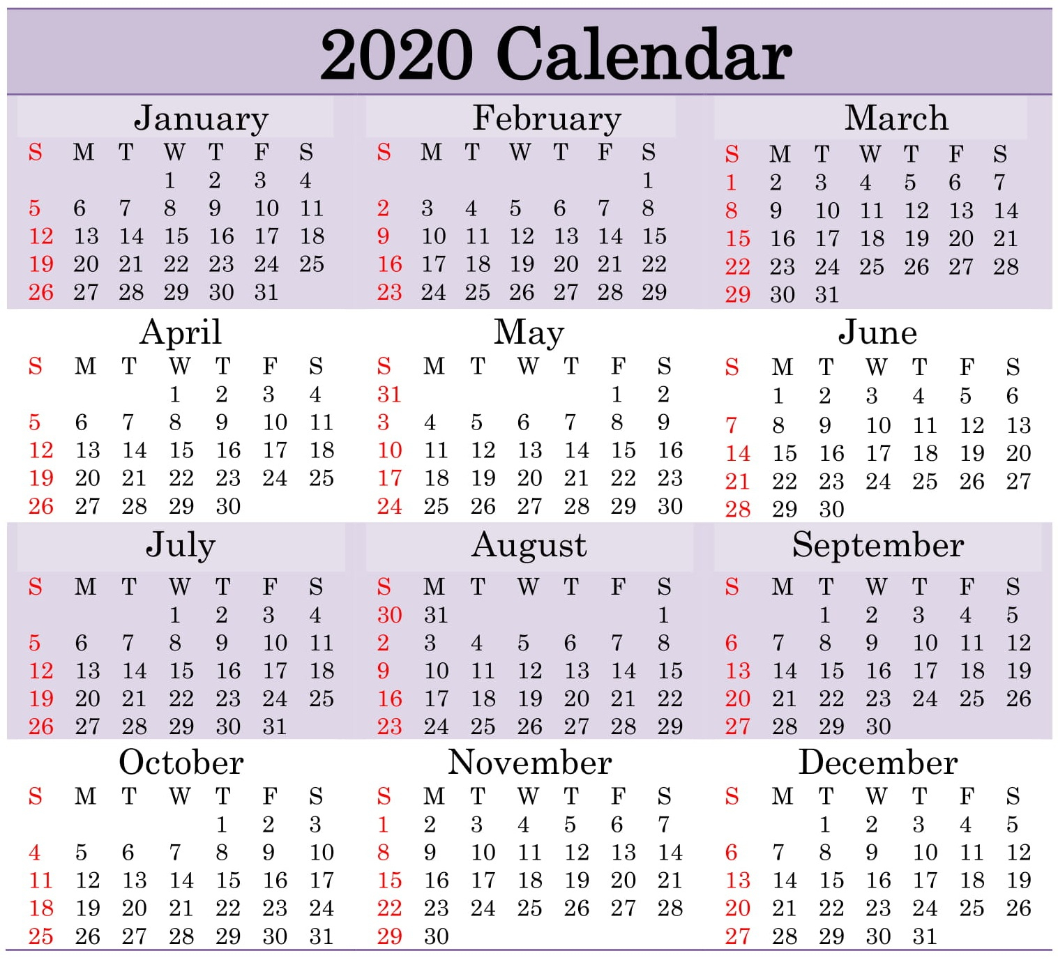 Julian Calendar 2020 Excel | Free Printable Calendar with Julian Date The Years Only 2022