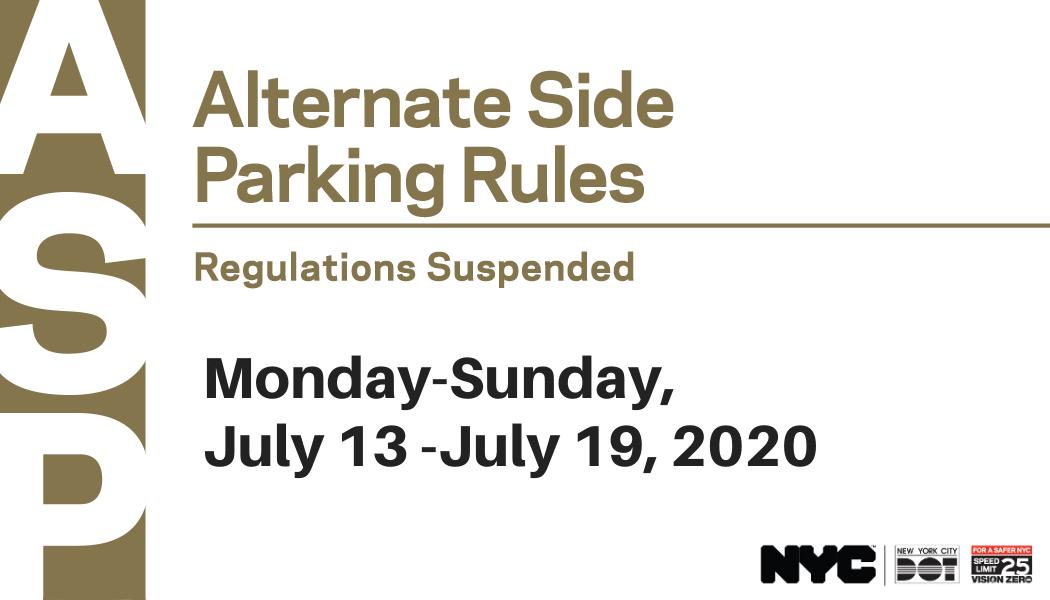 Karmabrooklyn Blog: Alternate Side Parking Suspended Again regarding Alternate Side Parking 2022 Calendar