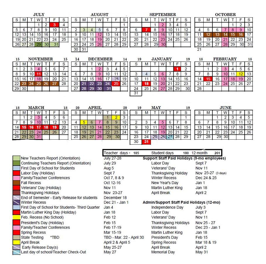 Louisiana Rut Calender For 2021   Calendar Printables Free within 2022- 2022 Bakersfield City School Districtcalendar