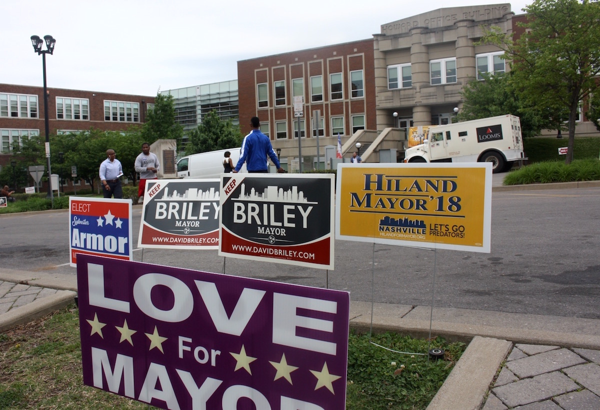 Mayor 2018: Would Candidates Raise Taxes To Fund Metro within Metro School Nashville Calendar