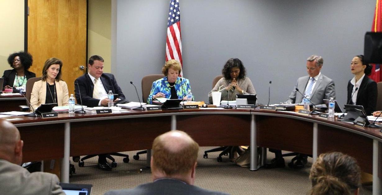 Metro Council Fills Nashville School Board Vacancy   Wpln with regard to Metro School Nashville Calendar