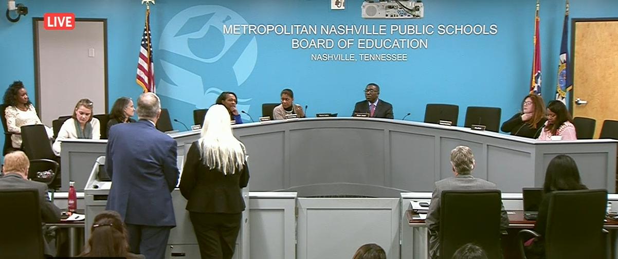Metro School Board Members Call For Outside Investigation throughout Metro School Nashville Calendar
